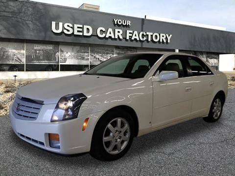 2007 Cadillac CTS for sale in Flushing, MI