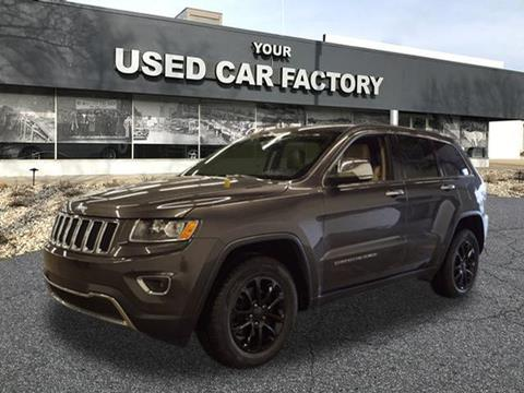 2014 Jeep Grand Cherokee for sale in Flushing, MI