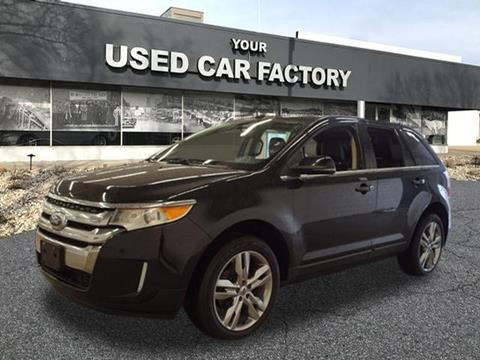2012 Ford Edge for sale at JOELSCARZ.COM in Flushing MI