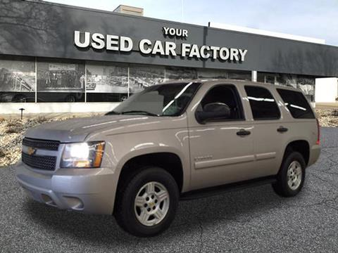 2007 Chevrolet Tahoe for sale at JOELSCARZ.COM in Flushing MI