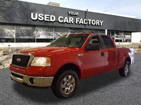 2008 Ford F-150 for sale in Flushing, MI