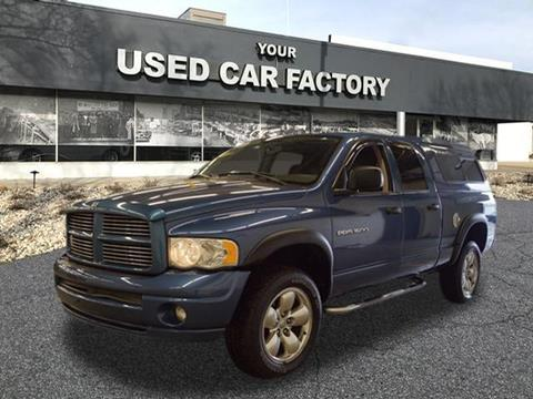 2005 Dodge Ram Pickup 1500 for sale at JOELSCARZ.COM in Flushing MI