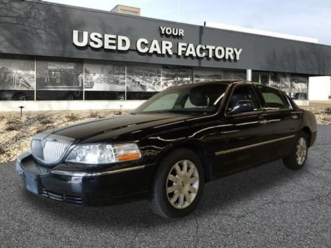 2011 Lincoln Town Car For Sale In Flushing, MI