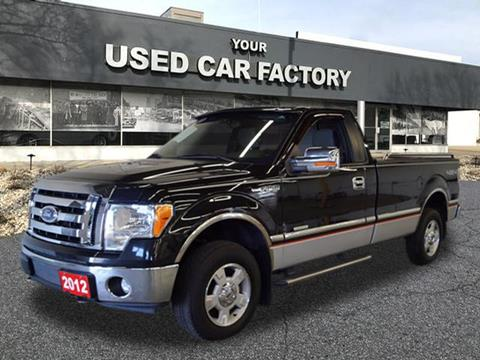 2012 Ford F-150 for sale in Flushing, MI