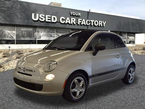 2012 FIAT 500c for sale in Flushing, MI