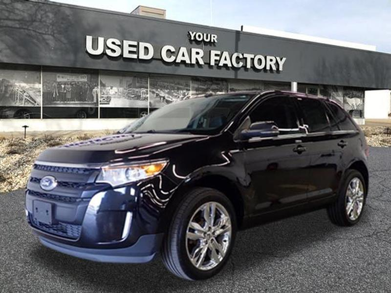 Ford Edge For Sale At Joelscarz Com In Flushing Mi
