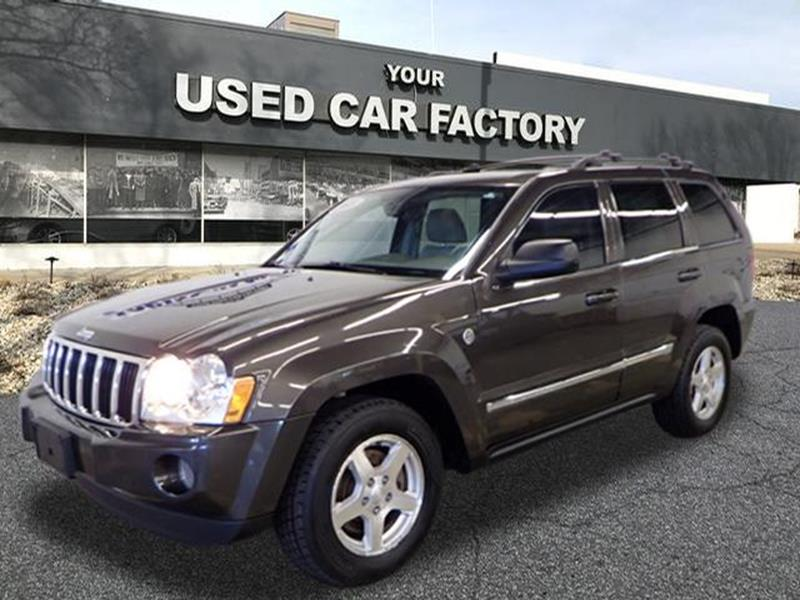 2005 Jeep Grand Cherokee For Sale At JOELSCARZ.COM In Flushing MI