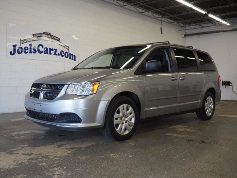 2015 grand caravan american value package