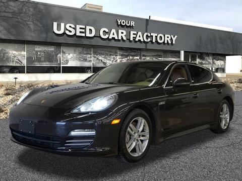 2010 Porsche Panamera for sale in Flushing, MI