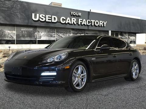 2010 Porsche Panamera for sale in Flushing, MI