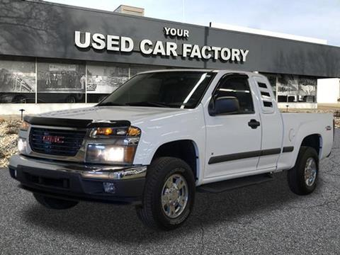2007 GMC Canyon for sale in Flushing, MI