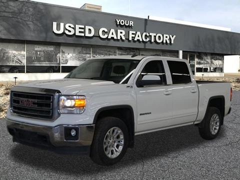 2015 GMC Sierra 1500 for sale in Flushing, MI