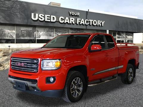 2015 GMC Canyon for sale in Flushing, MI