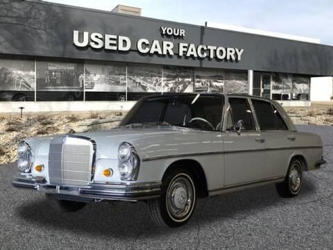 1968 Mercedes-Benz 250 SE for sale at JOELSCARZ.COM in Flushing MI