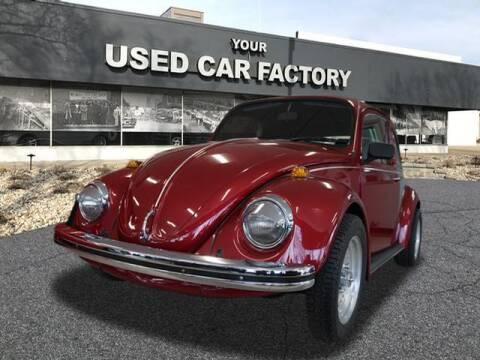 1969 Volkswagen Beetle for sale at JOELSCARZ.COM in Flushing MI