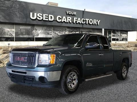 2010 GMC Sierra 1500 for sale in Flushing, MI