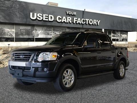 2009 Ford Explorer Sport Trac for sale in Flushing, MI