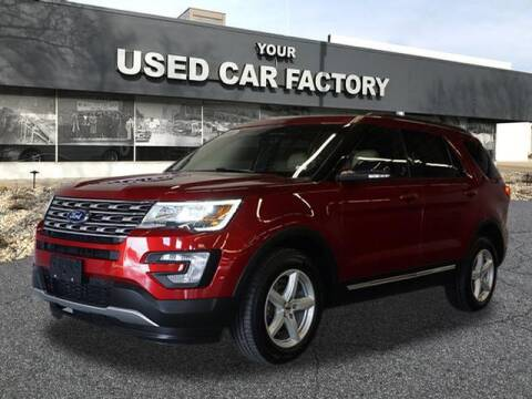 2016 Ford Explorer for sale in Flushing, MI