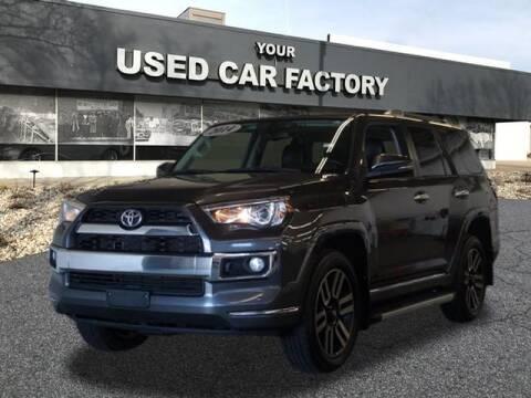 2014 Toyota 4Runner for sale at JOELSCARZ.COM in Flushing MI