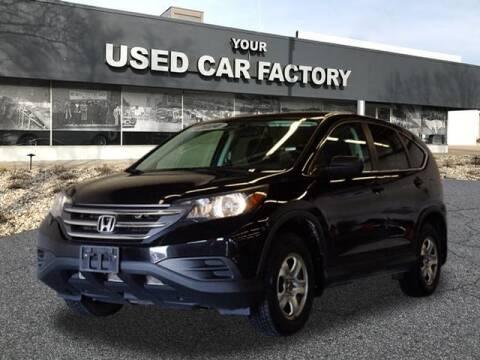 2014 Honda CR-V for sale at JOELSCARZ.COM in Flushing MI