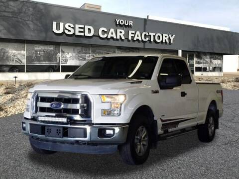 2015 Ford F-150 for sale at JOELSCARZ.COM in Flushing MI