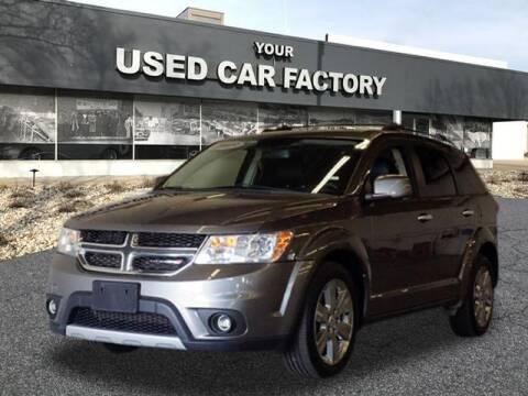 2013 Dodge Journey for sale at JOELSCARZ.COM in Flushing MI