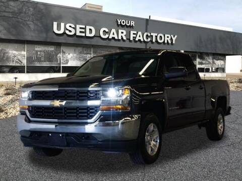 2019 Chevrolet Silverado 1500 LD for sale at JOELSCARZ.COM in Flushing MI