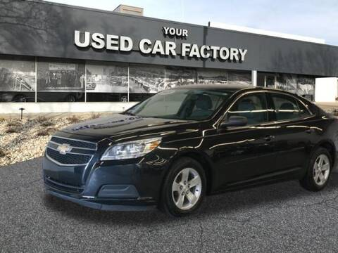 2013 Chevrolet Malibu for sale at JOELSCARZ.COM in Flushing MI