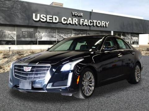 2016 Cadillac CTS for sale at JOELSCARZ.COM in Flushing MI