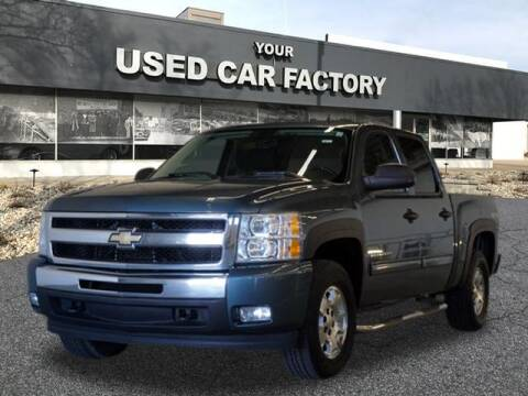 2011 Chevrolet Silverado 1500 for sale at JOELSCARZ.COM in Flushing MI