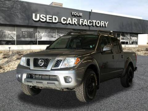 2017 Nissan Frontier for sale at JOELSCARZ.COM in Flushing MI