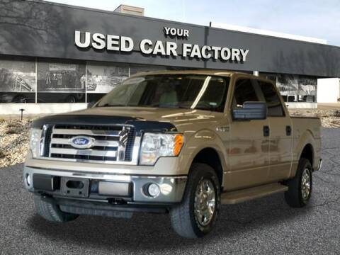 2010 Ford F-150 for sale at JOELSCARZ.COM in Flushing MI