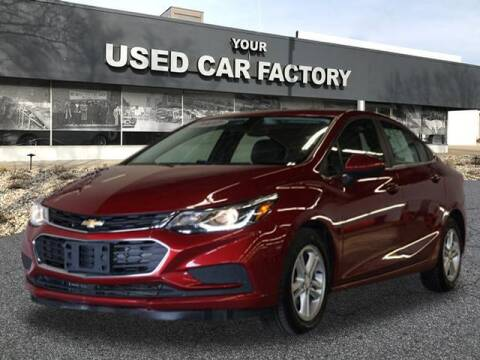 2017 Chevrolet Cruze for sale at JOELSCARZ.COM in Flushing MI
