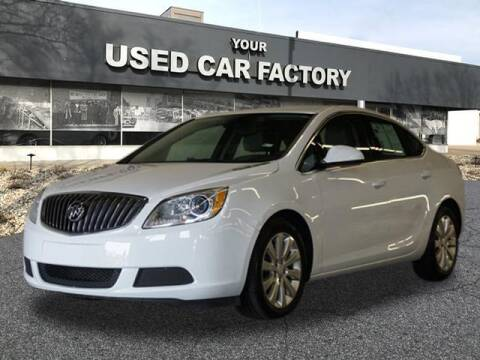 2015 Buick Verano for sale at JOELSCARZ.COM in Flushing MI