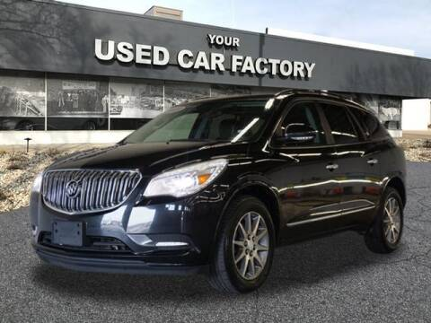 2013 Buick Enclave for sale at JOELSCARZ.COM in Flushing MI