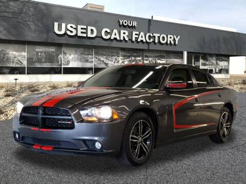 2014 Dodge Charger for sale at JOELSCARZ.COM in Flushing MI