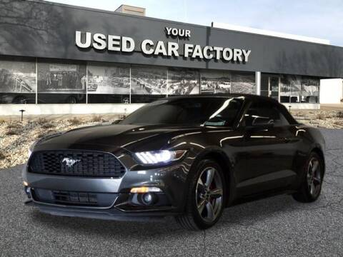 2016 Ford Mustang for sale at JOELSCARZ.COM in Flushing MI