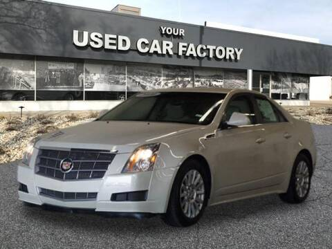 2010 Cadillac CTS for sale at JOELSCARZ.COM in Flushing MI