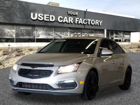 2015 Chevrolet Cruze for sale at JOELSCARZ.COM in Flushing MI