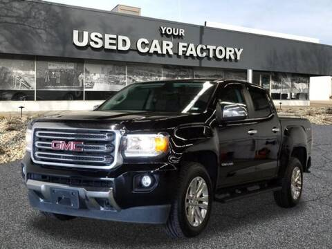 2016 GMC Canyon for sale at JOELSCARZ.COM in Flushing MI