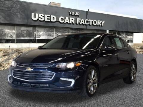 2016 Chevrolet Malibu for sale at JOELSCARZ.COM in Flushing MI
