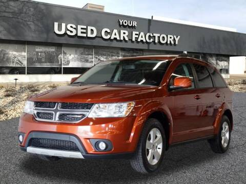 2012 Dodge Journey for sale at JOELSCARZ.COM in Flushing MI