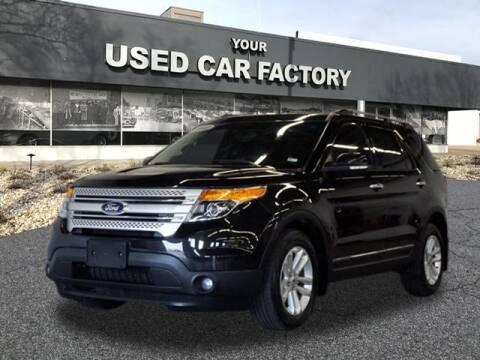 2014 Ford Explorer for sale at JOELSCARZ.COM in Flushing MI