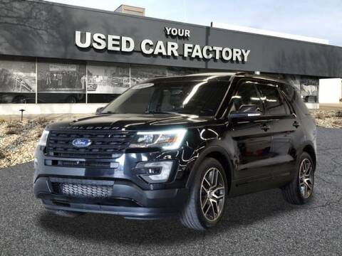 2017 Ford Explorer for sale at JOELSCARZ.COM in Flushing MI