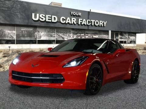 2014 Chevrolet Corvette for sale at JOELSCARZ.COM in Flushing MI