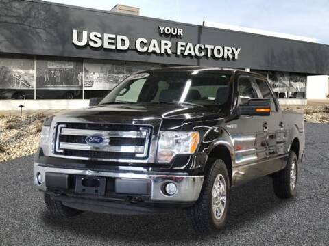 2014 Ford F-150 for sale at JOELSCARZ.COM in Flushing MI