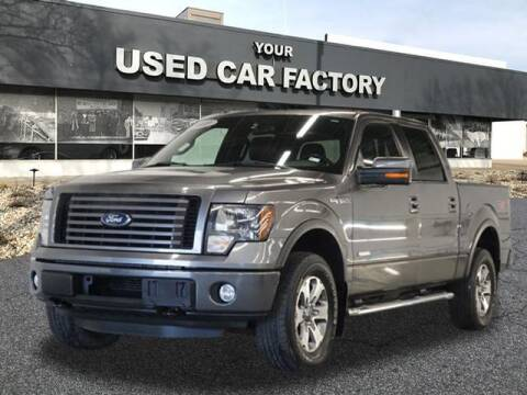 2011 Ford F-150 for sale at JOELSCARZ.COM in Flushing MI