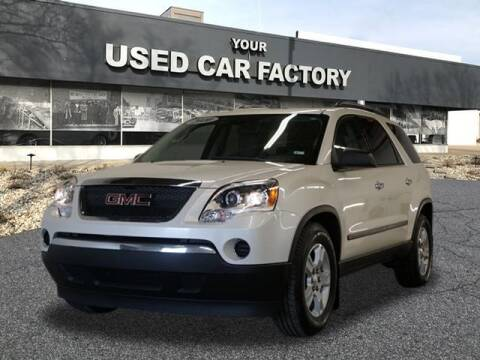 2010 GMC Acadia for sale at JOELSCARZ.COM in Flushing MI