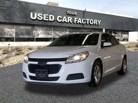 2016 Chevrolet Malibu Limited for sale at JOELSCARZ.COM in Flushing MI