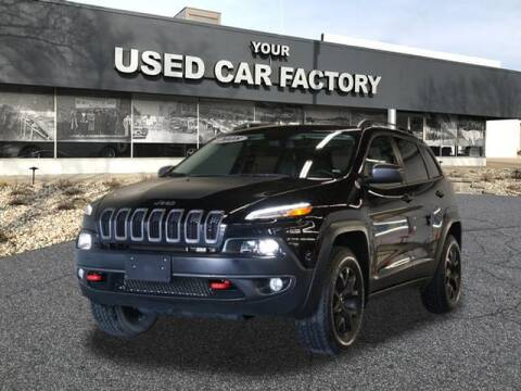 2018 Jeep Cherokee for sale at JOELSCARZ.COM in Flushing MI